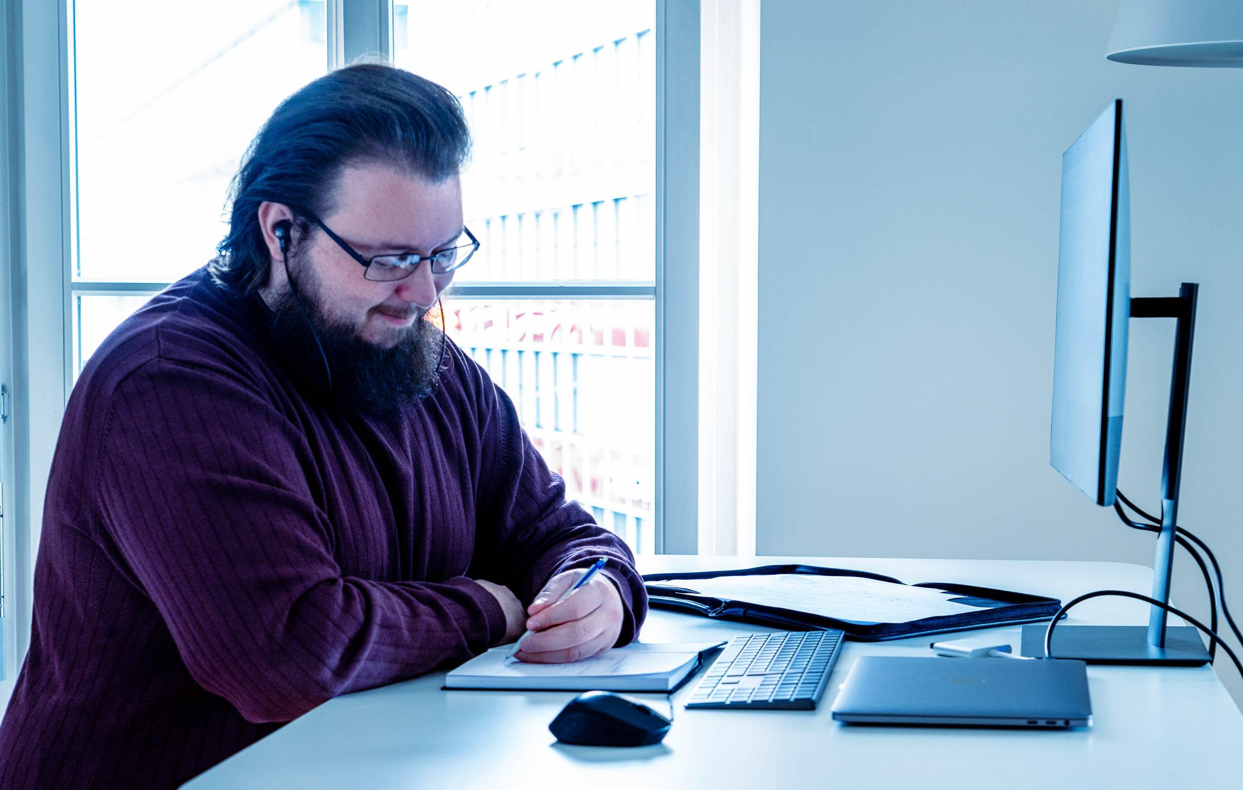 Dominik Schendl UX Designer